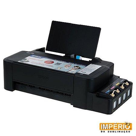 Impressora Epson A4 L120 Com Tinta Sublimática.