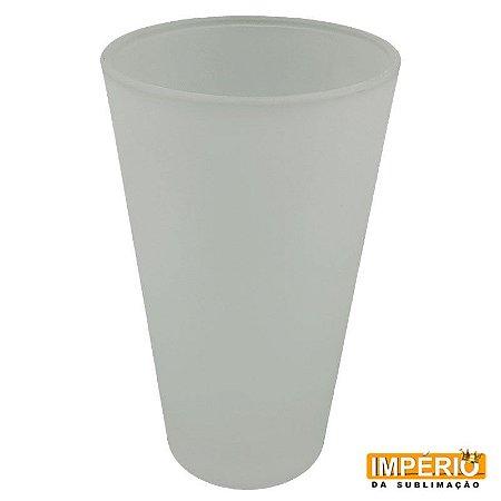 Copo de Vidro  Fosco para Refrigerante - 450ml