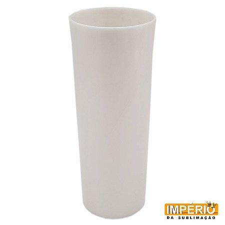 Copo Long Drink Leitoso Branco Pérola