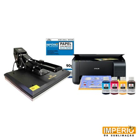 kit prensa plana 40x60 mecolour 220w