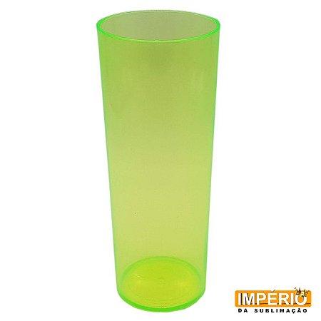 Long drink verde neon