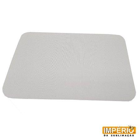 Mouse pad retangular 17X21 cm EVA pacote com 5 unidades