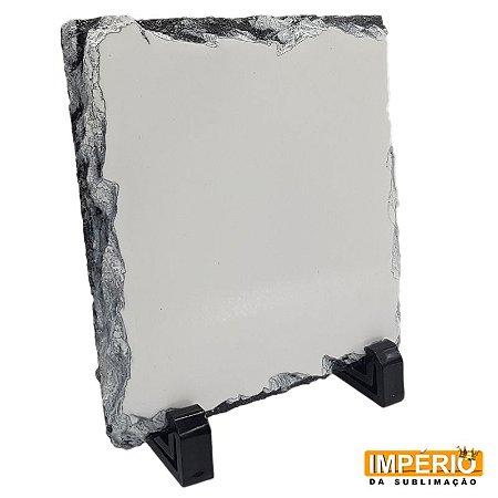 Pedra para sublimação quadrada 15x15 c027