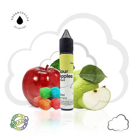 Dream Collab - Sour Apples Ice - 30ml Nic salt