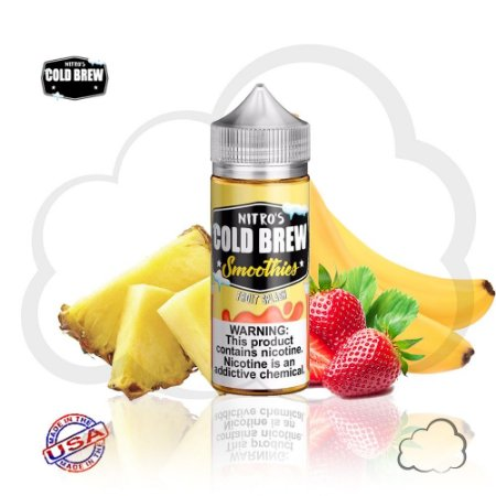 Juice - Nitro's Cold Brew - Fruit Splash - 100ml