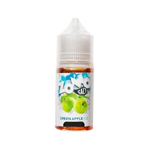 ZOMO - GREEN APPLE ICE NIC SALT