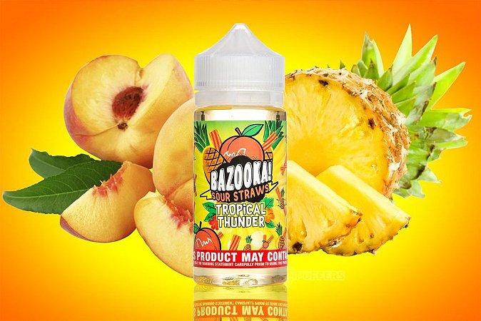 Líquido Pineapple Peach (Abacaxi e Pêssego)