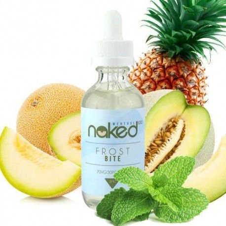 E-Liquid Menthol Frost Bite Naked 100