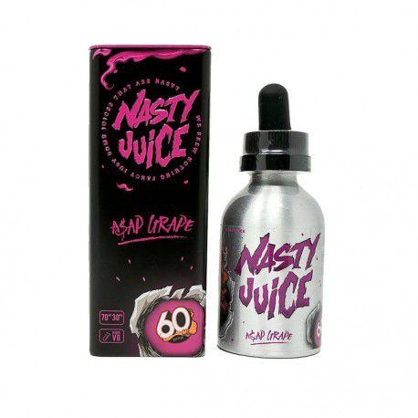 E-Liquid Asap Grape Nasty Juice