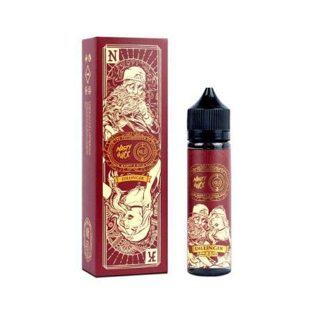 E-Liquid Dillinger Nasty