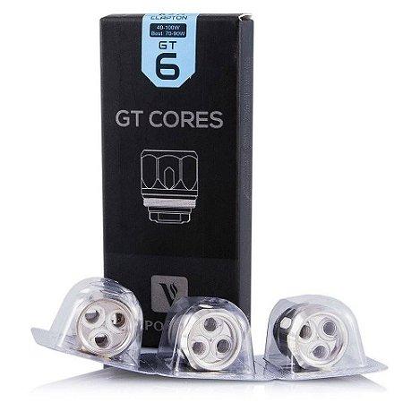 Resistência GT Cores - GT6 Vaporesso