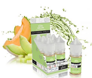 E-Liquid GLAS salt nicotine - Cool Melon