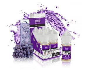 E-Liquid GLAS Salt Nicotine - Grape Drink
