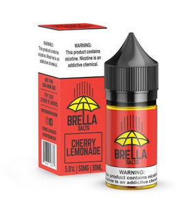 Líquido Salt Nicotine - Brella Salt - Cherry Lemonade