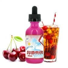 E-Liquid Dinner Lady - SUMMER HOLIDAYS - Cola Cabana