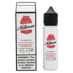E-Liquid Milkman Classics - Strawberry Churrios