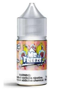Líquido Salt Nicotine - Mr. Freeze - Strawberry Banana Frost