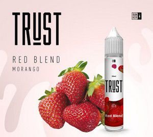 E-LÍQUID TRUST - Red Blend - Morango