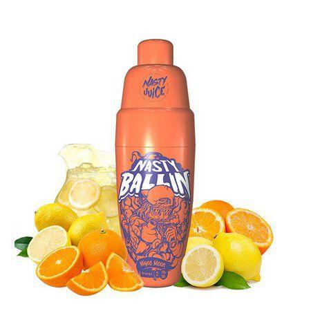 E-Liquid Nasty Ballin - Migos Moon Orange