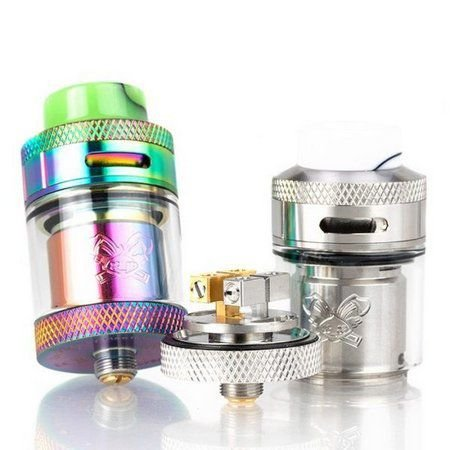 ATOMIZADOR DEAD RABBIT 25MM RTA - HELL VAPE
