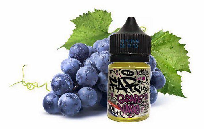 Líquido Grape Vape - Element