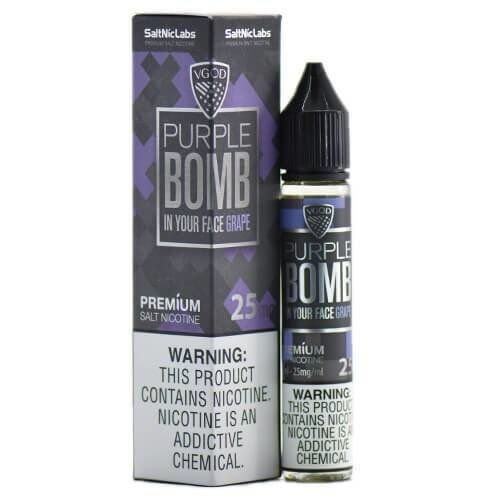 Código: liquido-salt-nicotine-vgod-purple-grape-bomb-iced