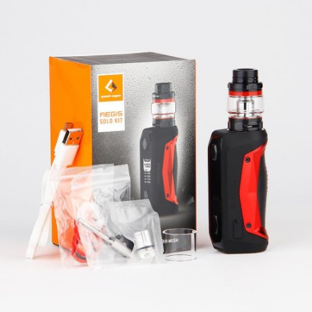 Kit Aegis Solo 100W TC Kit with Tank Cerberus - Geek vape