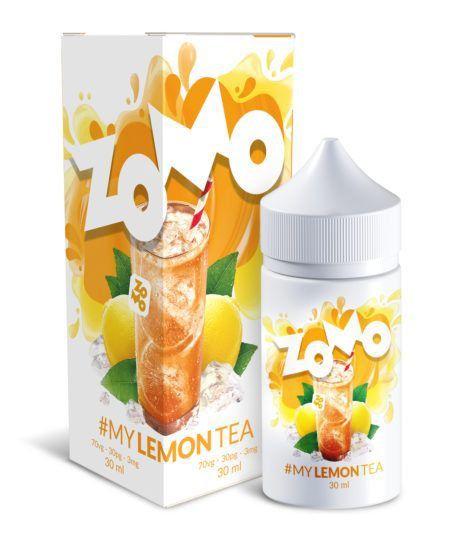 LÍQUIDO ZOMO - MY LEMON TEA