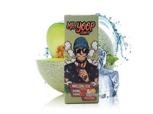 LÍQUIDO MR. YOOP SALT - MELON ICE