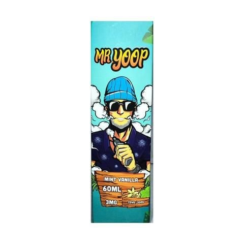 LÍQUIDO MINT VANILLA - MR. YOOP