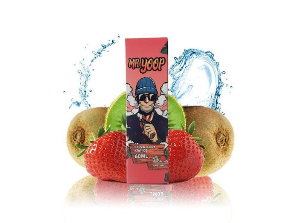 Líquido Strawberry Kiwi ICE MR YOOP  *PROMOÇÃO BLACK FRIDAY*