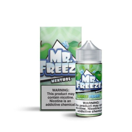 E-Liquid Mr. Freeze - Apple Frost