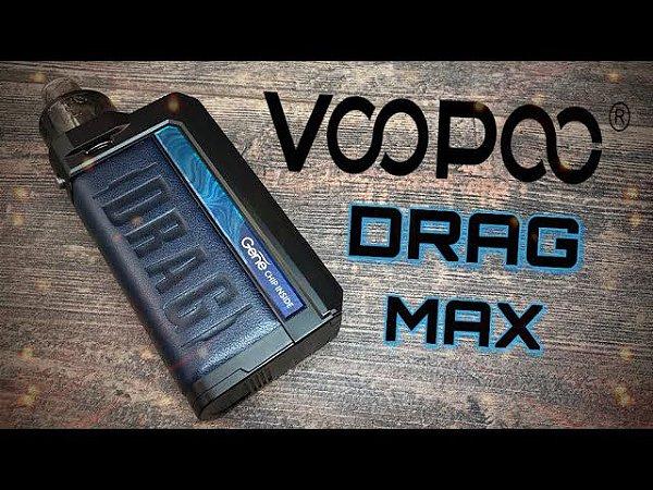 Kit Pod Drag Max VooPoo