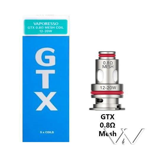 BOBINA REPOSIÇÃO ( RESISTÊNCIA ) GTX MESH / REGULAR COIL - VAPORESSO