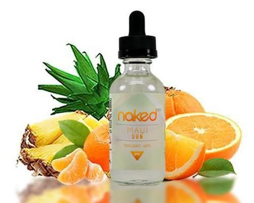 E-Liquid Naked 100 - Maui Sun