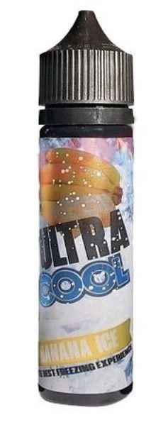 LÍQUIDO ULTRA COOL - BANANA ICE