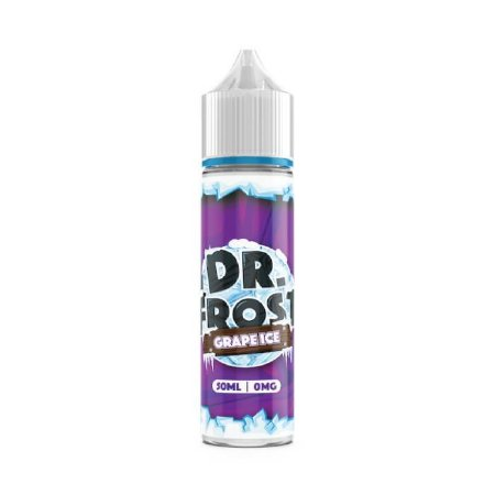 LÍQUIDO DR. FROST GRAPE ICE