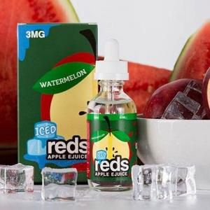 LÍQUIDO REDS APPLE EJUICE WATERMELON - ICED