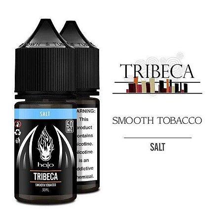 LÍQUIDO SMOOTH TOBACCO TRIBECA SALT - HALO