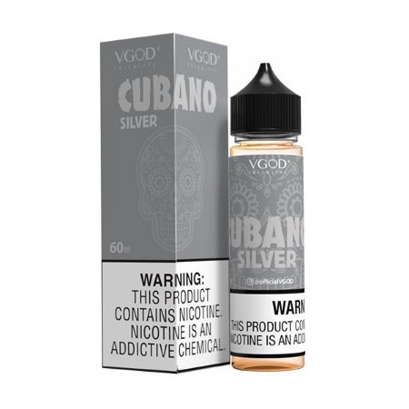 LÍQUIDO CUBANO SILVER - VGOD