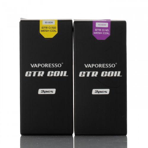 COIL / RESISTENCIA P/ Atomizador FORZ TX80 - GTR COIL - VAPORESSO