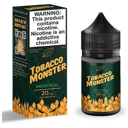 Líquido Nicsalt - Menthol Tobacco Monster - 30ml
