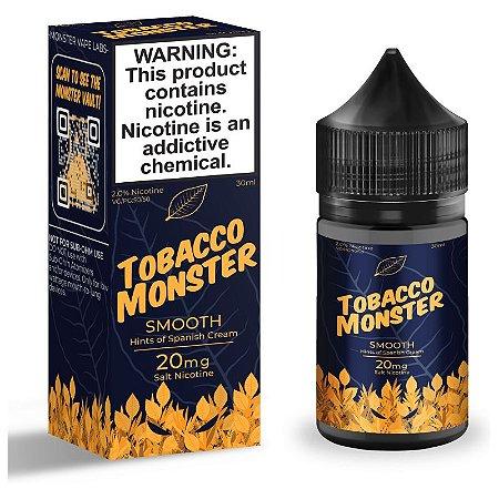 Líquido Nicsalt - Smooth Tobacco Monster - 30ml