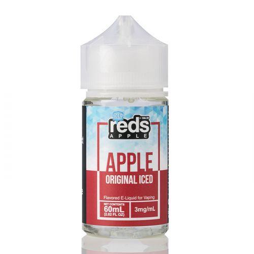 ICED Apple Original - Red's Apple E-Juice - 7 Daze - 60mL