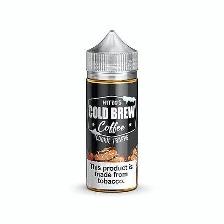 Cookie Frappe - Nitro's Cold Brew - Coffe - 100ml