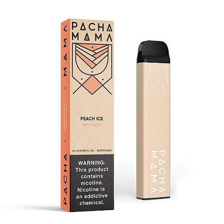 Pod Descartável - Peach Ice - 1200 Puff - Pachamama