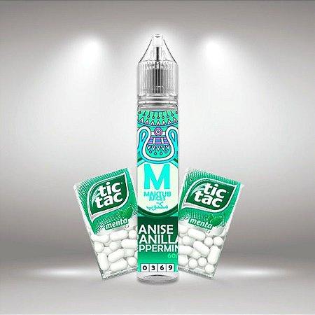 Juice Anise Vanilla Peppermint – 60 ml - Maktub