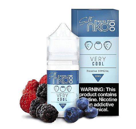 Líquido Nic Salt Naked 100 Salt Nicotine - Very Cool - 30ml
