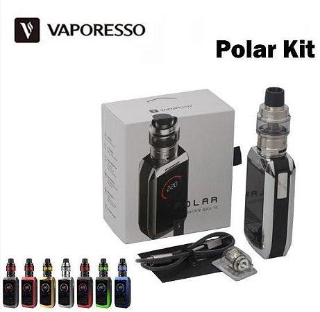 Kit Mod - Polar - 220W - c/ Atomizador Cascade Baby SE - Vaporesso