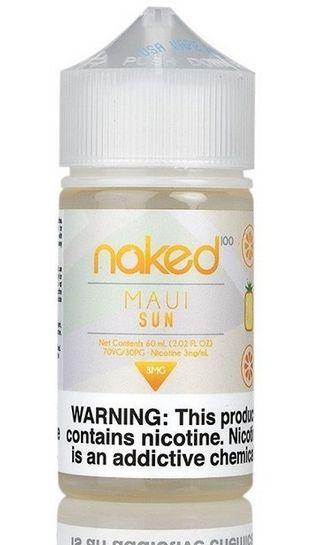 Maui Sun - Naked 100 - 60ml